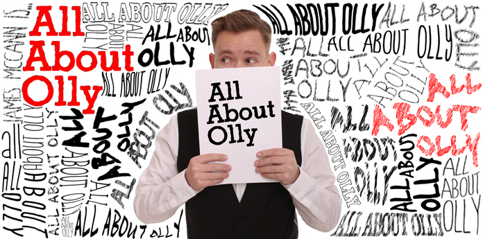 James McCan: All About Olly – The Show