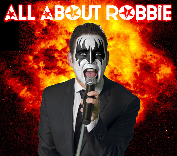 James McCann: All About Robbie – The Robbie Williams Experience